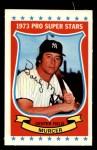 1973 Kellogg's #19  Bobby Murcer  Front Thumbnail