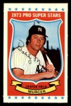 1973 Kelloggs 2D #19  Bobby Murcer  Front Thumbnail