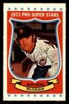 1973 Kelloggs #21  Tug McGraw  Front Thumbnail
