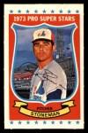 1973 Kelloggs #23  Bill Stoneman  Front Thumbnail