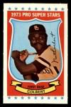 1973 Kelloggs 2D #33  Nate Colbert  Front Thumbnail