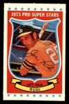 1973 Kellogg's #36  Joe Rudi  Front Thumbnail