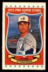 1973 Kellogg's #23  Bill Stoneman  Front Thumbnail