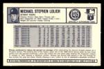 1973 Kelloggs #3  Mickey Lolich  Back Thumbnail