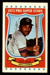 1973 Kelloggs 2D #10  Billy Williams  Front Thumbnail
