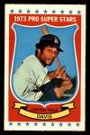 1973 Kelloggs #43  Willie Davis  Front Thumbnail