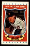 1973 Kellogg's #21  Tug McGraw  Front Thumbnail