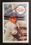 1970 Kelloggs #37  Billy Williams   Front Thumbnail