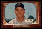 1955 Bowman #276  Ivan Delock  Front Thumbnail