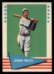 1961 Fleer #64  Johnny Mostil  Front Thumbnail