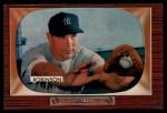1955 Bowman #153  Eddie Robinson  Front Thumbnail