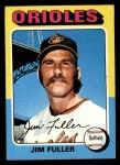 1975 Topps #594  Jim Fuller  Front Thumbnail
