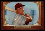 1955 Bowman #81  Bob Morgan  Front Thumbnail