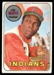 1969 Topps #595  Lee Maye  Front Thumbnail