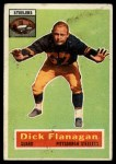 1956 Topps #27  Dick Flanagan  Front Thumbnail