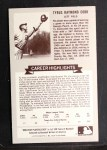 1972 Kellogg All Time Greats #15  Ty Cobb  Back Thumbnail