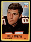 1967 Philadelphia #6  Billy Martin   Front Thumbnail