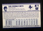 1972 Kellogg's #35  Reggie Smith  Back Thumbnail