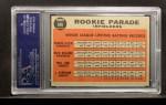 1962 Topps #596   -  Joe Pepitone / Phil Linz / Bernie Allen / Rich Rollins Rookie Parade - Infielders Back Thumbnail