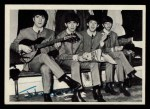1964 Topps Beatles Black and White #105  John Lennon  Front Thumbnail