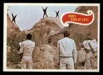 1969 Topps Planet of the Apes #5   First Sign Of Life Front Thumbnail