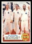 1969 Topps Man on the Moon #49 B  Splashdown Front Thumbnail