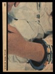 1969 Topps Man on the Moon #28 A  Bound For Glory Back Thumbnail