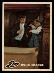 1958 Topps Zorro #77   Quick Change Front Thumbnail