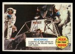 1969 Topps Man on the Moon #13 A  Rehearsal Front Thumbnail