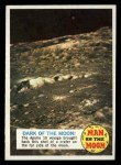 1969 Topps Man on the Moon #34 A  Dark Of The Moon Front Thumbnail