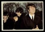 1964 Topps Beatles Color #52   Ringo, Paul and John Front Thumbnail