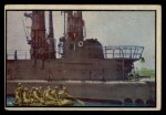 1954 Bowman Power for Peace #6   Seagull Spews Marines Front Thumbnail