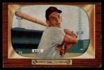 1955 Bowman #106  Del Rice  Front Thumbnail