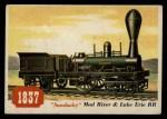 1955 Topps Rails & Sails #76   The Sandusky Front Thumbnail