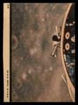 1969 Topps Man on the Moon #51 B James McDivitt / David Scott / Russell Schweickart Hi There Back Thumbnail