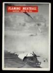 1965 Philadelphia War Bulletin #47   Flaming Meatball Front Thumbnail
