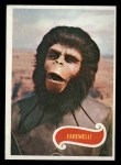 1969 Topps Planet of the Apes #42   Farewell Front Thumbnail