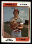 1974 Topps #491  Roger Nelson  Front Thumbnail