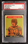 1933 Goudey Sport Kings #4  Red Grange   Front Thumbnail