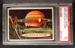 1957 Topps Target Moon #84   Spectacular Saturn  Front Thumbnail