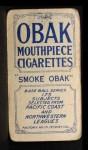 1910 T212 Obak TAC Hall  Back Thumbnail