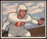 1950 Bowman #104  Dick Hensley  Front Thumbnail