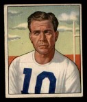 1950 Bowman #12  Joe Golding  Front Thumbnail