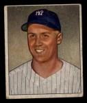 1950 Bowman #101  Bobby Brown  Front Thumbnail