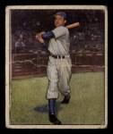 1950 Bowman #10  Tommy Henrich  Front Thumbnail