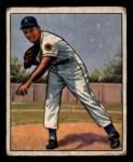 1950 Bowman #48  Lou Brissie  Front Thumbnail