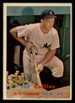 1957 Topps #295  Joe Collins  Front Thumbnail