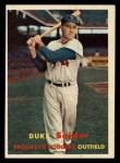1957 Topps #170  Duke Snider  Front Thumbnail