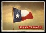 1956 Topps Davy Crockett #80 GRN  Texas Triumph  Front Thumbnail