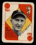 1951 Topps Blue Back #6  Red Schoendienst  Front Thumbnail
